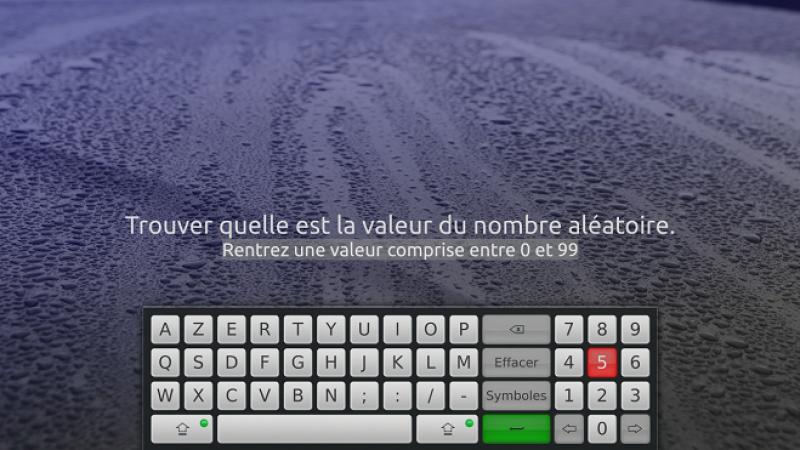 Je crée mon appli Freebox Révolution : améliorons notre jeu du nombre aléatoire, avec ajout du clavier virtuel