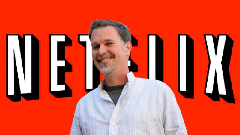 Le patron de Netflix imagine une offre illimitée de vidéos à vitesse limitée par les opérateurs mobiles