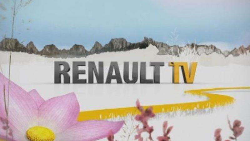 Lancement de Renault TV, et peut être chez Free ?