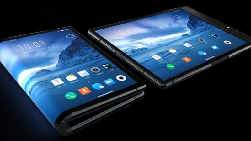 Le premier smartphone pliable peine à convaincre au CES 2019