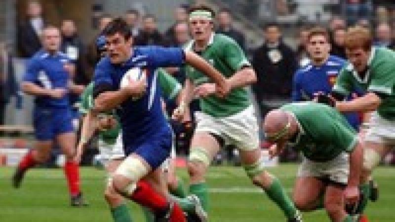 [Rugby] France 2 conserve le Tournoi de VI Nations jusqu'en 2013