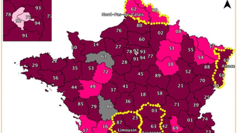 Très Haut Débit : Le département Hautes-Pyrénées publie son SDTAN, le dossier Oise et Cher en instruction.