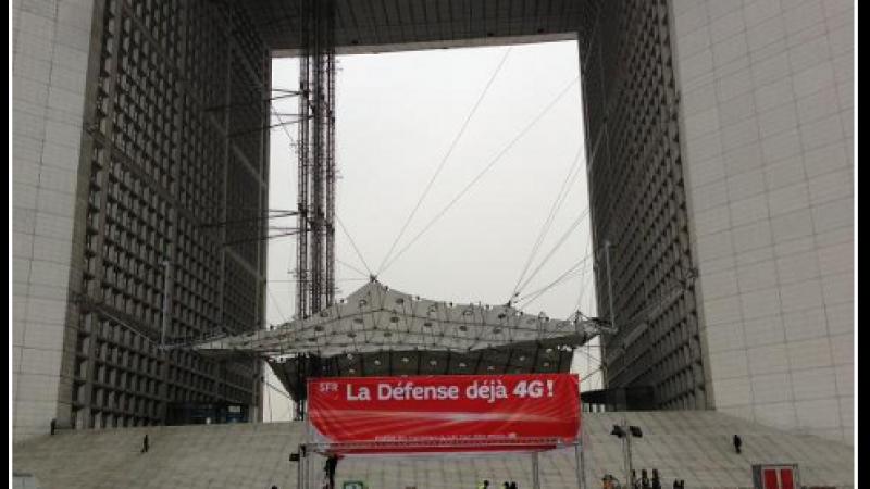 Orange : Opération défense de la 4G face à SFR
