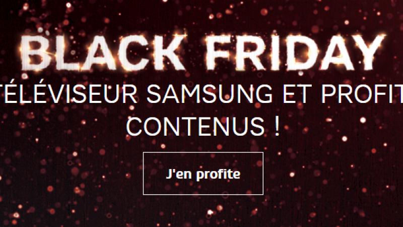 SFR lance des offres spéciales «Black Friday» sur ses box avec des TV HD à 19 euros
