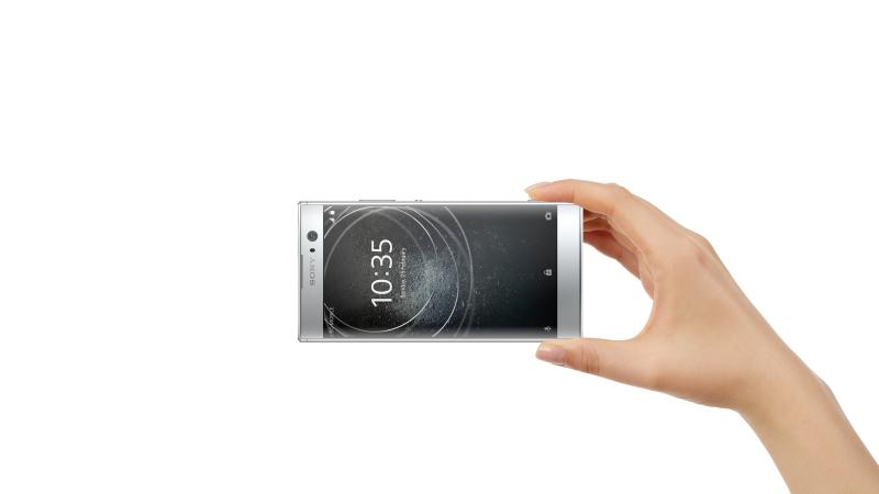 Sony dévoile trois nouveaux smartphones au CES 2018