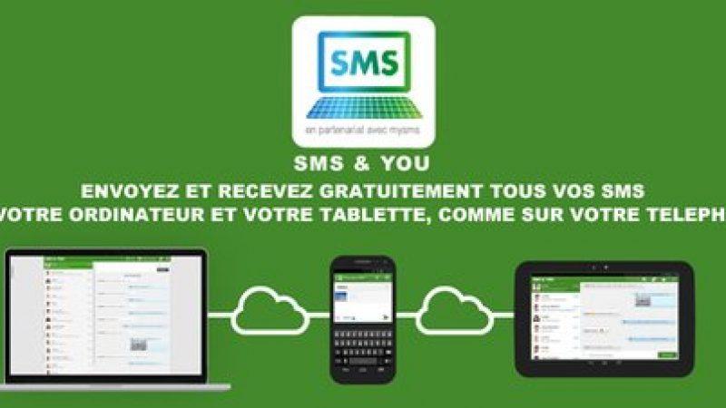 SMS&You : un nouveau service en test chez B&You