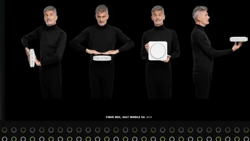 """Salt : l'opérateur suisse de Xavier Niel débarque dans le fixe et frappe fort avec sa """"Fiber Box"""""""