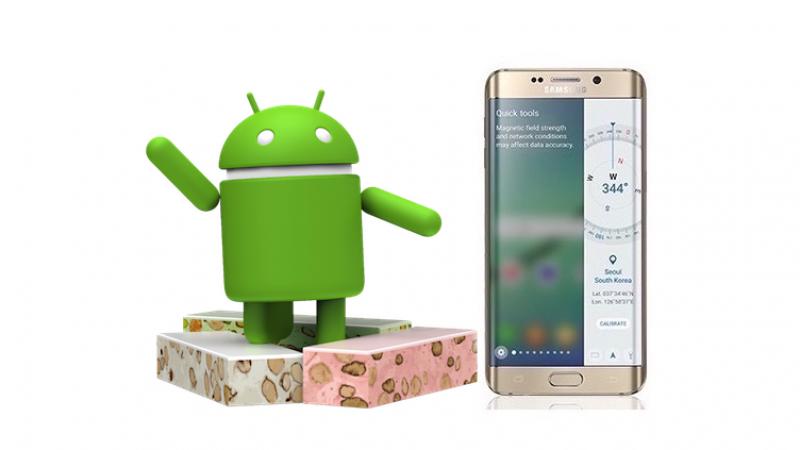 Android 7.0 Nougat : Samsung fait la liste des modèles éligibles