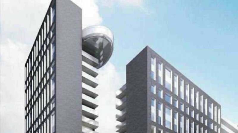 Découvrez @Home, le complexe résidentiel de Xavier Niel pour les jeunes entrepreneurs