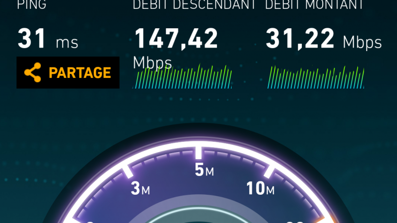 Marseille : Record 4G Free Mobile battu !