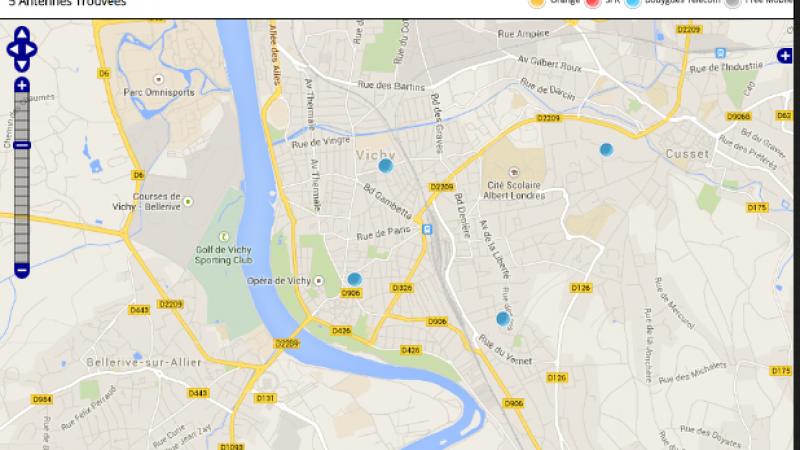 L'itinérance 4G de SFR sur le réseau Bouygues Télécom se met en place
