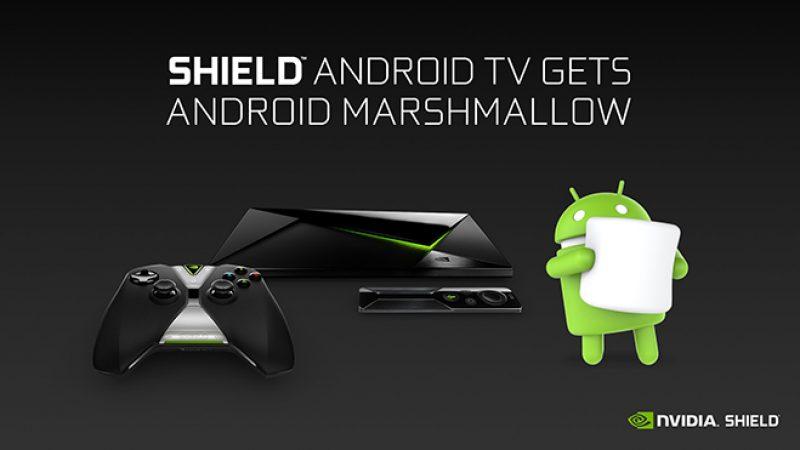 La Shield TV passe sous Android TV 6.0 qui apporte de nombreuses nouveautés.  A quand sur la Freebox Mini 4K ?