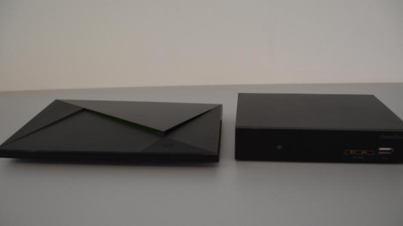 Test NVIDIA Shield et Freebox Mini 4K: les spécificités et les bonnes idées de ces boitiers sous Android TV