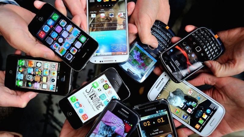 Smartphones : le marché renoue avec la croissance au premier trimestre 2018