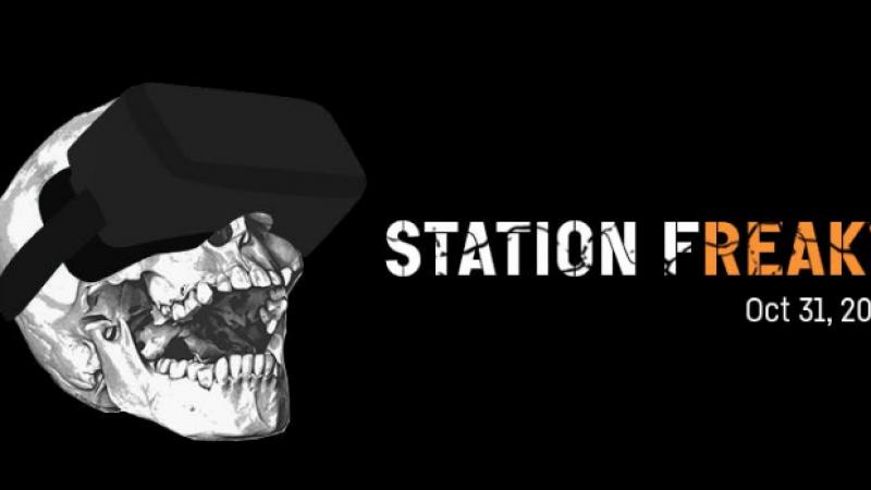 Station F : aux frontières du réel pour Halloween