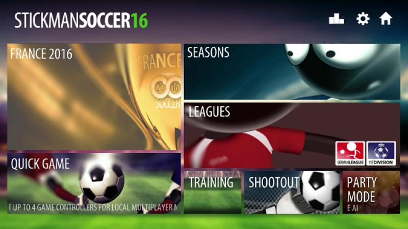 Préparez vous pour l'Euro 2016 avec ce jeu sur Freebox Mini 4K
