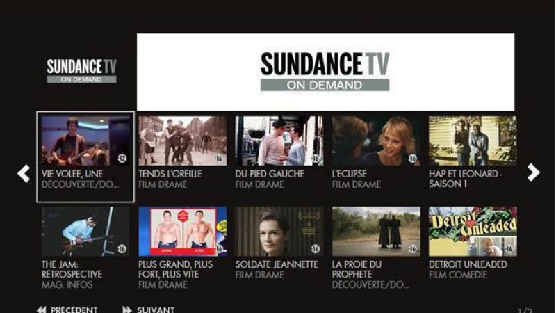 Une nouvelle chaîne en replay sur Canalsat via Free et Orange