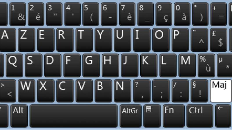 Le clavier AZERTY va-t-il disparaître ?