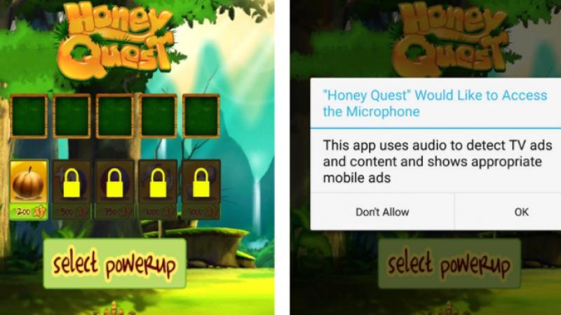 Smartphone : des jeux utilisent le microphone pour surveiller ce que vous regardez à la télévision