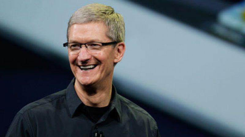 Tim Cook, le patron d'Apple, fait son coming-out