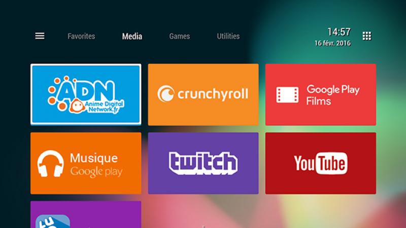 Modifiez l'interface de votre Freebox Mini 4K avec TVLauncher