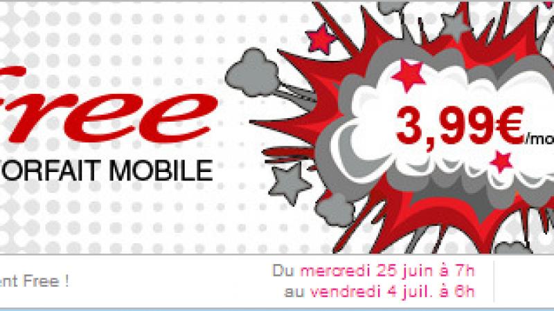 La Vente-Privée Free Mobile prolongée jusque vendredi