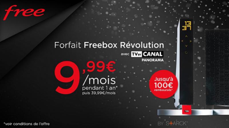 Free prolonge son offre Freebox Révolution sur Vente-Privée, il n'y aura donc pas de Freebox V7 cette semaine