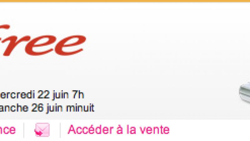L'offre Freebox à 1,99€/mois prolongée jusqu'à dimanche sur Vente Privée