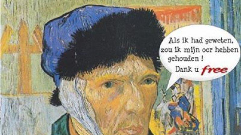 Roaming Free Mobile aux Pays-Bas : si Van Gogh avait su…
