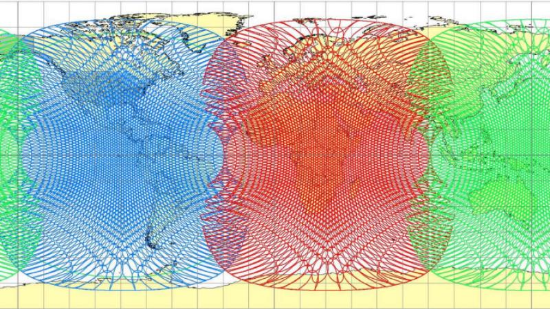 Eutelsat a pour ambition de couvrir le monde en très haut débit