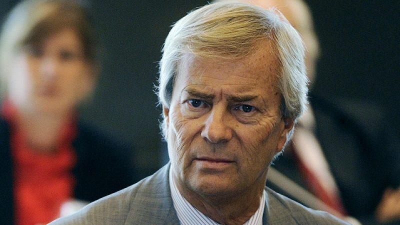 Vincent Bolloré nommé Président du Conseil de Surveillance de Vivendi à la place de Jean-René Fourtou