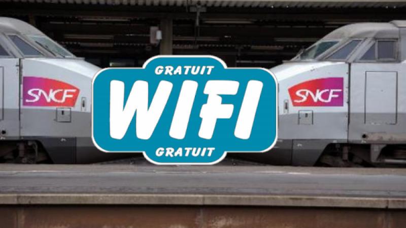 Le Wi-Fi gratuit, bientôt disponible dans tous les TGV