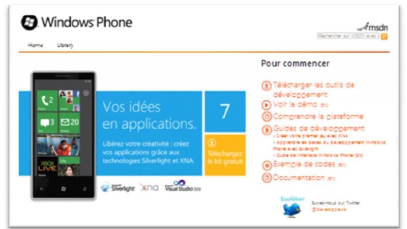Xavier Niel rejoint le jury des applications mobiles WP7 de Microsoft