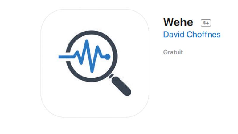 Wehe : l'application qui teste si votre opérateur ralentit la connexion à certains services est disponible sur l'App Store après un premier refus