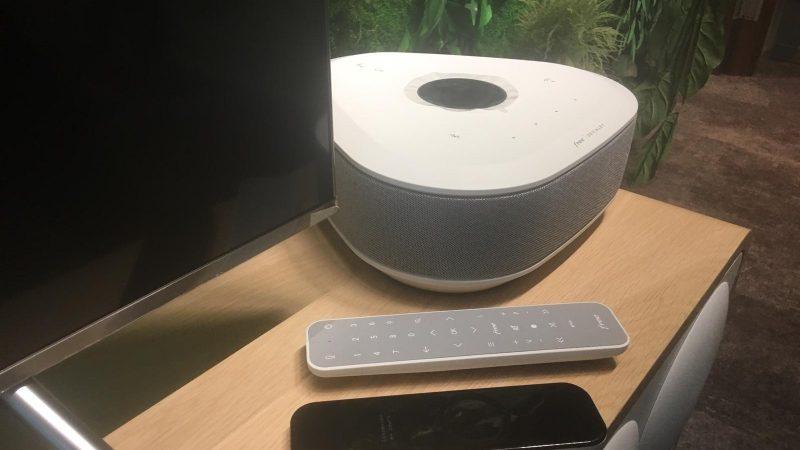 La Freebox Delta vous laisse le choix du tactile avec deux télécommandes