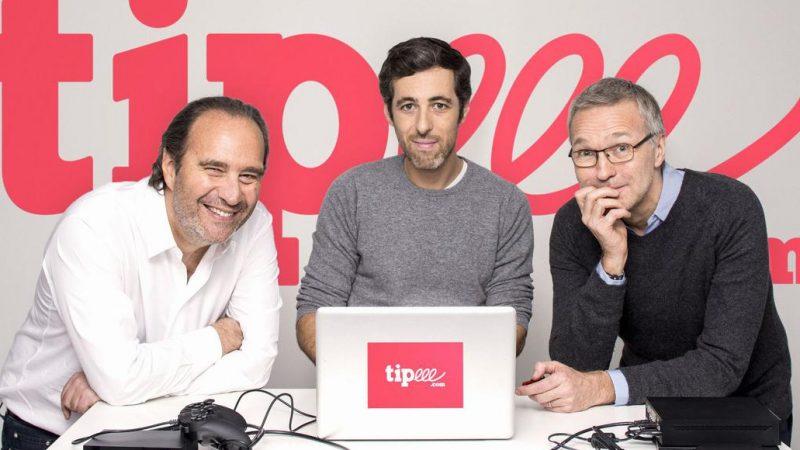 Xavier Niel et Laurent Ruquier investissent 160 000 euros dans Tipeee