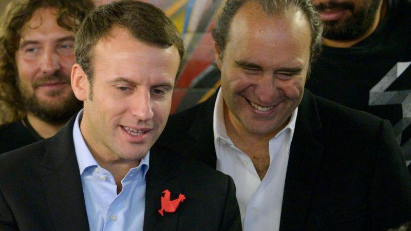 Iliad pourrait profiter de certaines mesures d'Emmanuel Macron