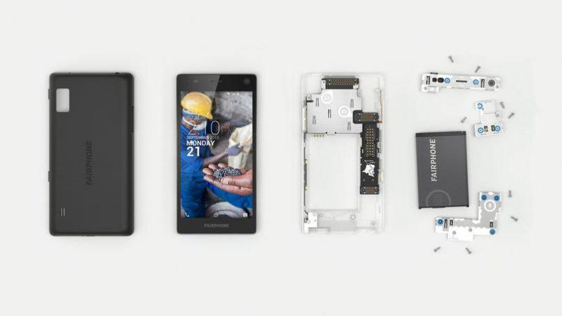Le Fairphone 2, premier smartphone entièrement réparable par le consommateur