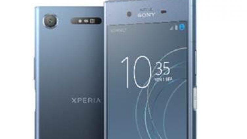 Sony présente le nouveau Xperia XZ1 doté d'une technologie capable de numériser en 3D