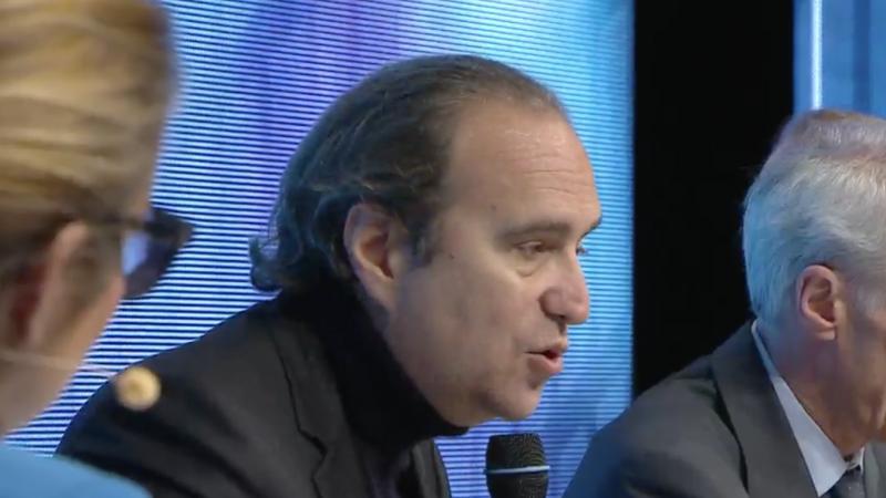 Xavier Niel aux «Rendez-vous de Bercy» pour échanger sur les ruptures technologiques et les inégalités