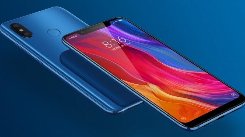 Le prix officiel français du Xiaomi Mi 8 a été révélé avant l'heure