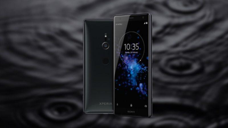 Sony déploie la mise à jour Android Pie 9.0 sur ses Xperia XZ2 et XZ2 Compact