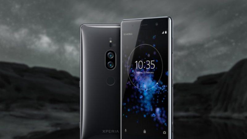 Sony Xperia XZ2 Premium, le premier smartphone de la marque à embarquer un double module caméra