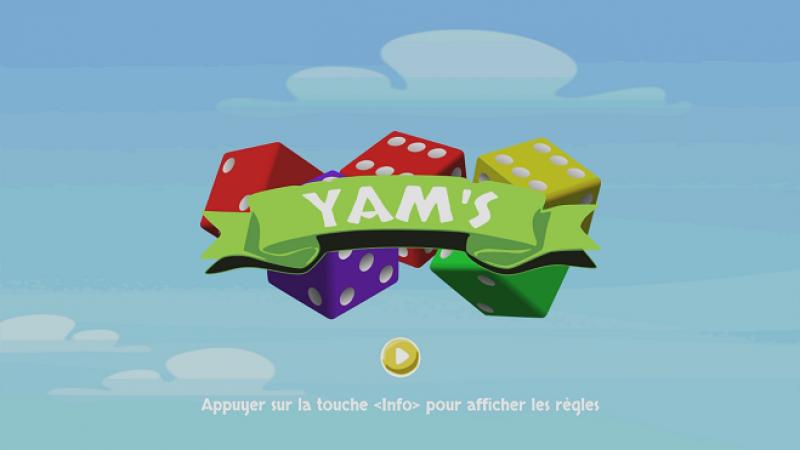 Nouveauté Freestore : Jouez au Yam's sur votre Freebox Révolution