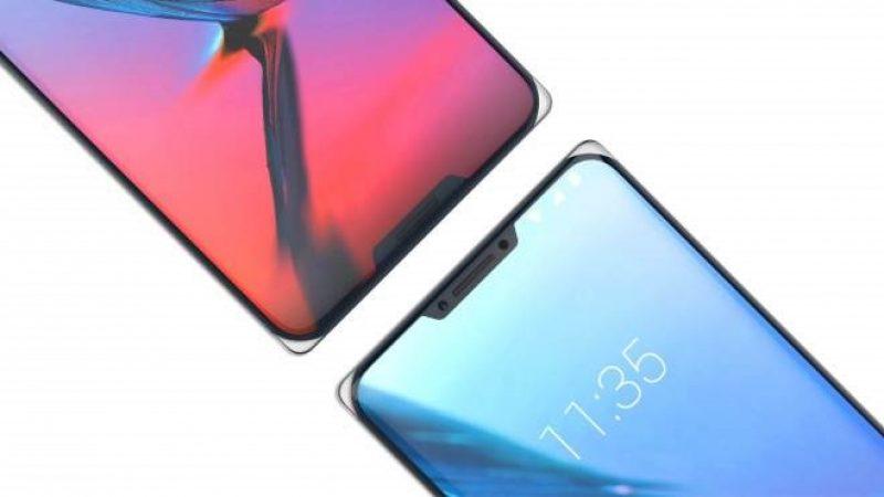 ZTE pourrait sortir le premier smartphone à double encoche