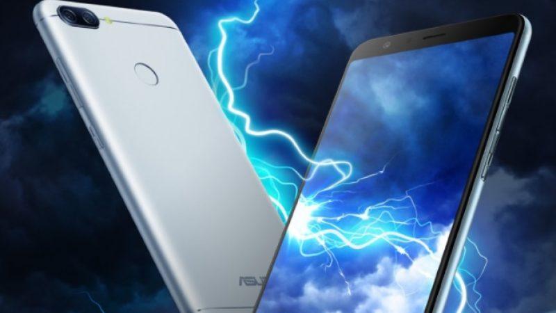 Zenfone Max Plus M1 : le nouveau smartphone d'Asus mise sur l'autonomie ainsi qu'un écran bord à bord