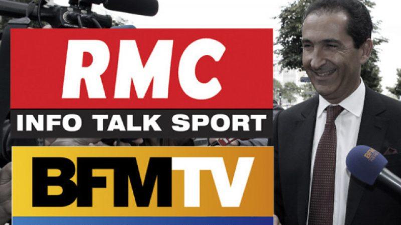 NextRadioTV : l'OPA de Patrick Drahi va unir RMC et BFM avec le groupe Altice