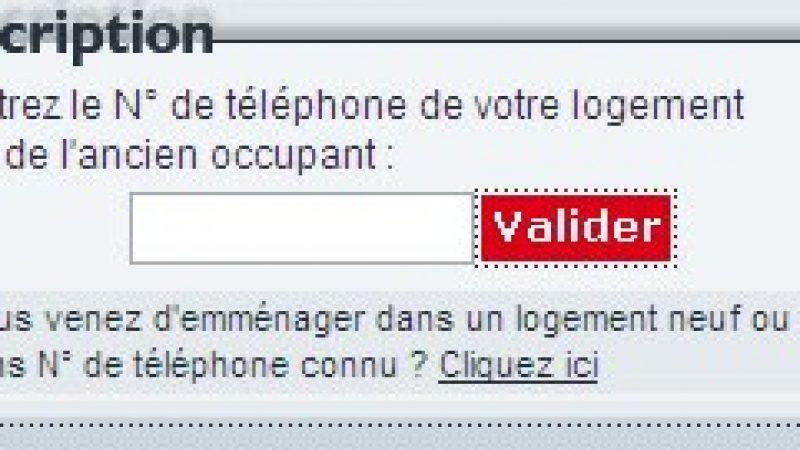 Amélioration du portail Free.fr