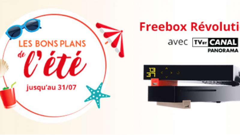 """Free prolonge ses """"bons plans de l'été"""" pour les offres Freebox"""