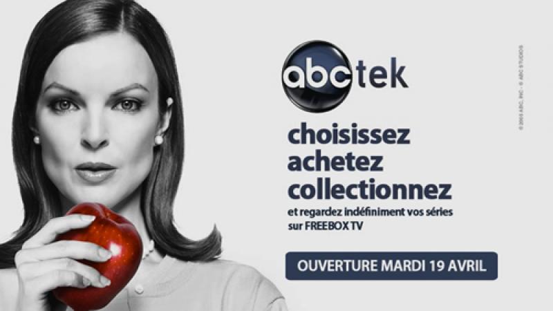 Freebox TV : Disneytek et abctek disponibles dès le 19 avril